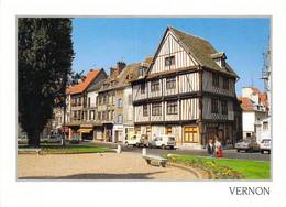 27 - Vernon - Place De L'Hôtel De Ville - Vernon