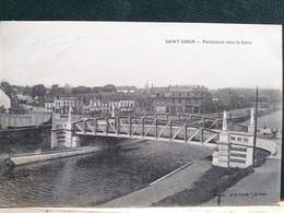 62 , Saint Omer  ,vue Générale Vers La Gare - Saint Omer