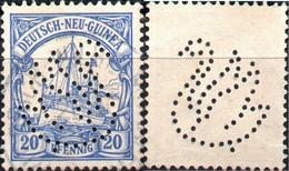 Swan,schwan,water Bird,perfin,German African Colony,new Guinea,ship,yatch - Cisnes