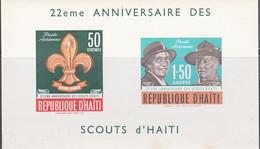 HAITI    SCOTT NO C195 A    MNH   YEAR  1962 - Haiti