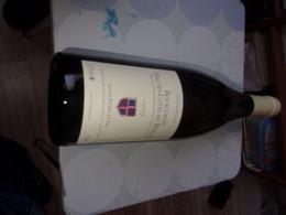 VIEUX VIN POUR COLLECTION BOURGOGNE HAUTES COTE DE BEAUNE BLANC DOMAINE LOUIS PIERRE ET FILS  2009 - Wine
