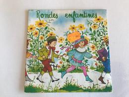 RONDES ENFANTINES - 45t - Bambini