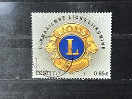 Estland / Estonia - Lions Club (0.65) 2017 - Estonia