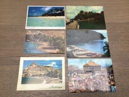 Lot 42 Cartes Martinique - Unclassified