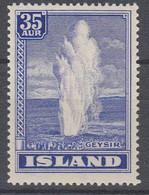 ++M1435. Iceland 1938. Michel 195. MNH(**) - Ungebraucht