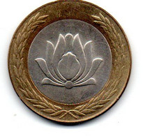 Iran 250 Rials 1994 TTB - Iran