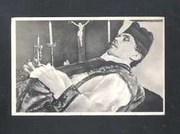 MOERZEKE  - EERW. J.M. POPPE  OVERLEDEN IN HET KLOOSTER 10 JUNI 1924   - NELS  (14.787) - Santos