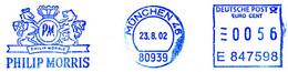 Freistempel Kleiner Ausschnitt 502 Tabak Löwe - Affrancature Meccaniche Rosse (EMA)