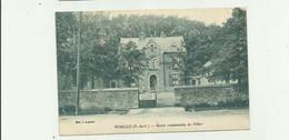 62 - WIMILLE - Ecole Communale De Filles Bon état - Sin Clasificación