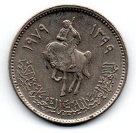 Libye -   100 Dirhams 1979 TTB - Libya