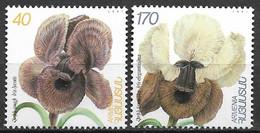 1997 Armenien Mi. 320-321 **MNH Fauna Und Flora : Schwertlilien - Armenia