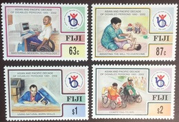 Fiji 1998 Decade Of Disabled MNH - Fiji (1970-...)