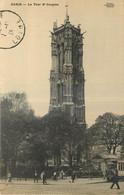 75  PARIS  LA TOUR ST JACQUES - Churches