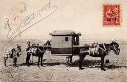 Palanquin  En 1908 - Cina