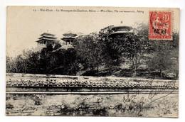 La Montagne De Charbbon à Pekin En 1908 - Cina