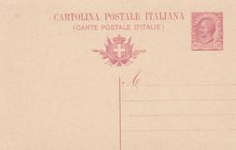 Entier Postal Cartolina Postale - Entero Postal