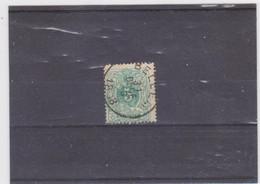 Belgie Nr 45 Bellem - 1869-1888 Lying Lion
