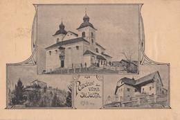 Kranj . Sveti Jošt 1921 - Slovenia