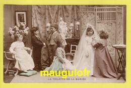 JEU D'ENFANTS / LA TOILETTE DE LA MARIÉE / NOCES / ANIMÉE - Scene & Paesaggi