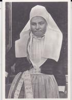 Photographie Type CDV Finistère Plougastel Daoulas  Costume & Coiffes Bretonne Plougastel Daoulas   Réf 4091 - Antiche (ante 1900)
