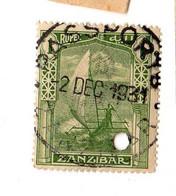 ZANZIBAR 1931 - Zanzibar (1963-1968)
