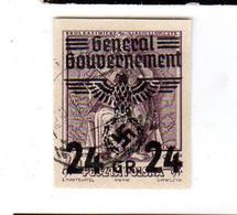 POLSKA GENERAL GOUVERNEMENT 1940 - Sonstige