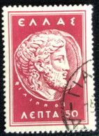 Hellas - Greece - A1/1 - (°)used - 1956 - Michel 90 - Macedonische Cultuur - Gebraucht