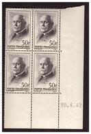Coins Datés N° 525  Du 30.6.42. - 1940-1949