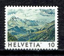 """Série Courante : Images De Suisse : """"Sur Le Col Du Simplon"""" - Unused Stamps"""