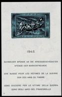 1945, Block 11, Postfrisch, Mi. 220.-  A4579 - Blokken
