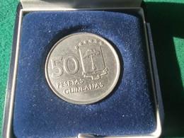 GUINEA EQUATORIALE 50 Pesetas 1969 - Equatorial Guinea