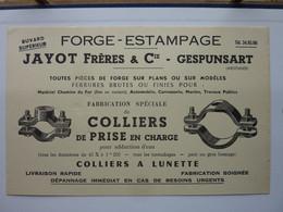 Buvard, Usine Forge-Estampage, Gespunsart ( Ardennes) - I