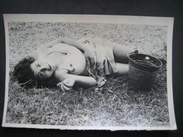 FOTO PIN UP SEXY FEMME RAGAZZA WOMAN JAMBES LEGS MINIGONNA GAMBE - Non Classificati