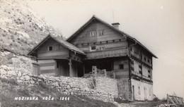 Mozirska Koča , Mozirje 1963 - Slovenia