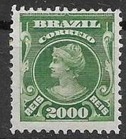 Brazil Mh * 30 Euros 1906 - Neufs