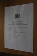 Österreich Amtl. Schwarzdruck Auf Erläuterungsblatt: FC Tirol Milch Innsbruck-Fußballmeister, 2000 - Sin Clasificación