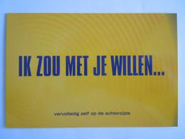 Pub Reclame  Ricard Ik Zou Met Je Willen ... - Boomerang - Publicidad