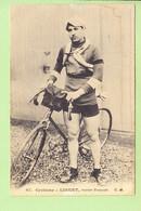 CYCLISME - LUGUET : Routier Français N° 87 - 2 Scans - Ciclismo