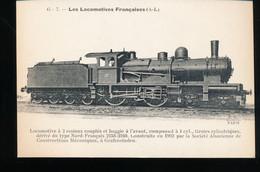 Les Locomotives Francaises -- G7 - Equipment
