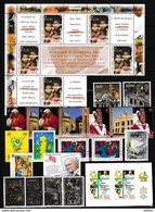 Vatikaan Kleine Verzameling **, Zeer Mooi Lot 4099 - Collezioni (senza Album)