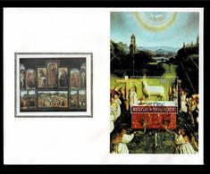 FDC Zijde : Nr 2208 B62  Stempel: 5406 Marloie - 1981-90