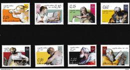 Vatikaan 2008 Nr 1456/63 **, Zeer Mooi Lot K877 - Collezioni (senza Album)