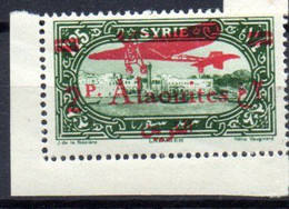 Alaouites: Yvert N° A 17**; MNH - Unused Stamps
