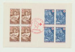 N° 2018   DE 1969       CAD - Red Cross