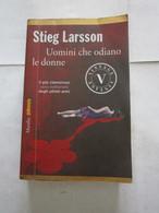 # UOMINI CHE ODIANO LE DONNE / MARSILIO / STIEG LARSSON - Società, Politica, Economia