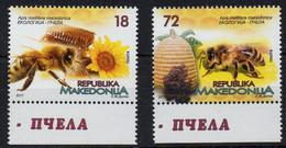 MACEDOINE - MACEDONIA - 2017 - APICULTURE - ABEILLES - BEES - MIEL - HONEY - BEEKEEPING - - Macedonia