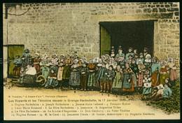 Pontmain Grange Barbedette Jean D'Arc Landivy 53 Mayenne France - Pontmain