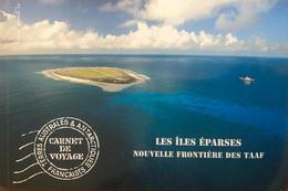 TAAF 2009 - Carnet De Voyage - Les îles éparses - 16 Photos Lucia Simion - 16 Timbres - Rare Sur Delcampe - Blocks & Kleinbögen