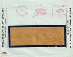 FINLANDE 1942 LETTRE EMA DE HELSINKI - Covers & Documents
