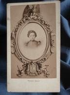 Photo CDV Pesme à Paris - Le Prince Impérial, Circa 1860 L544 - Oud (voor 1900)
